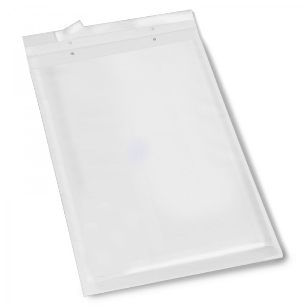 weiße Luftpolster-Versandtaschen 230x340 mm Gr. G/17