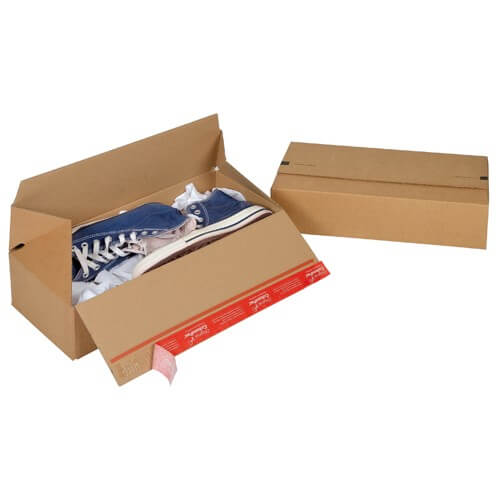 Colompac Eurobox cp.154.402010 Paletten System Kartons 394x194x87 mm